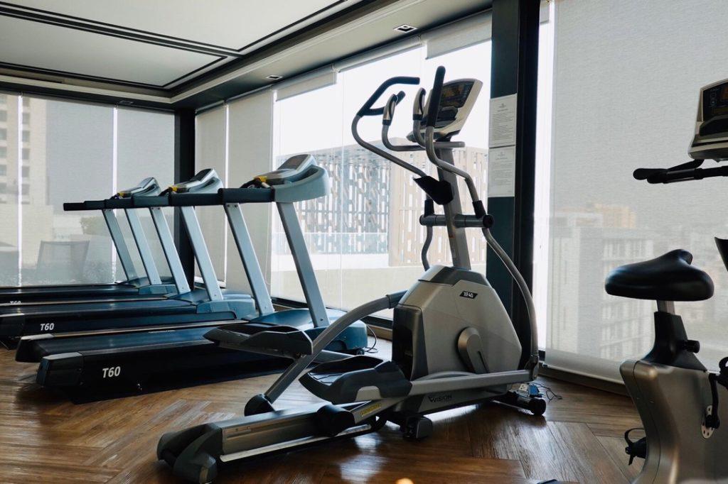 fitness condo