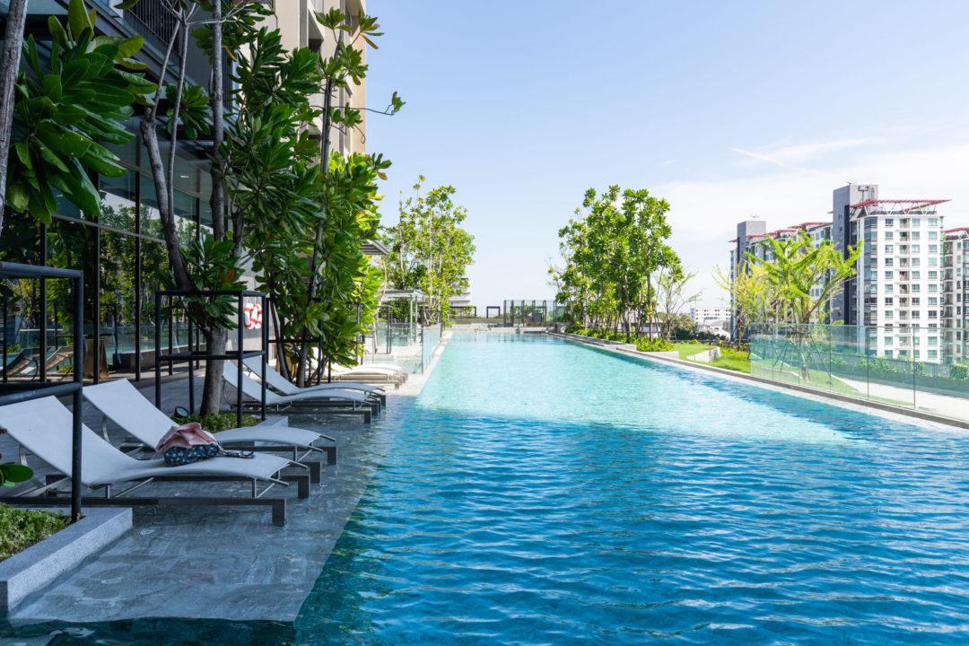 Facilities pool condo