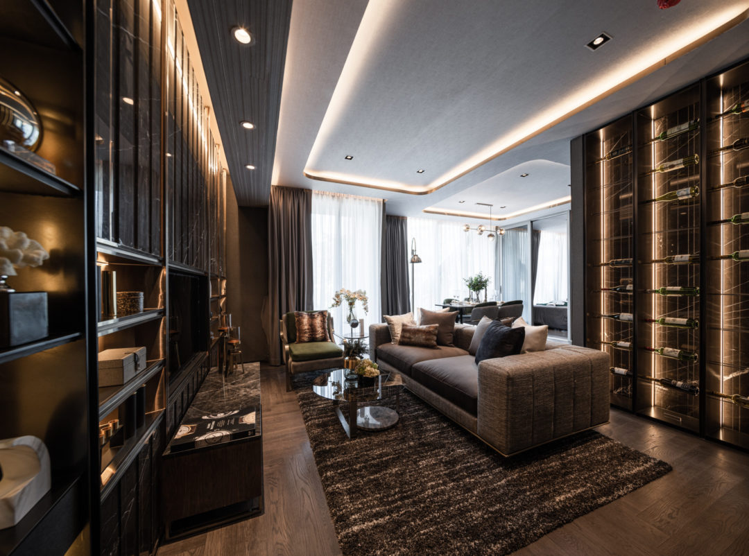 luxury condo 1 bedroom