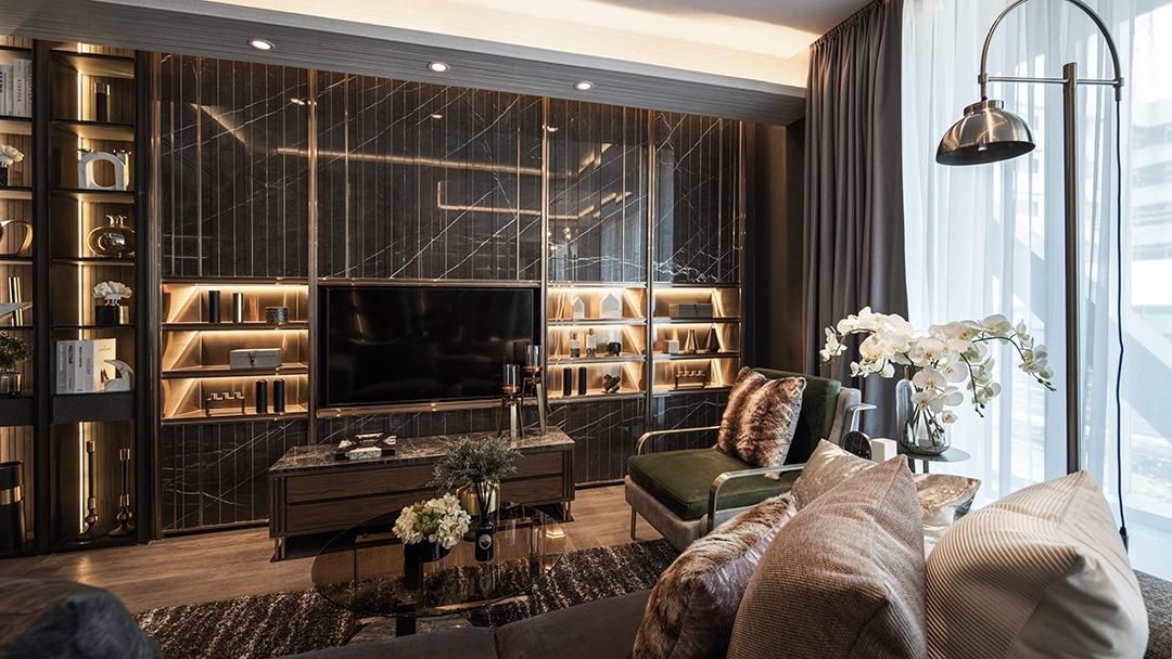 Walden Thonglor 8-Living Room