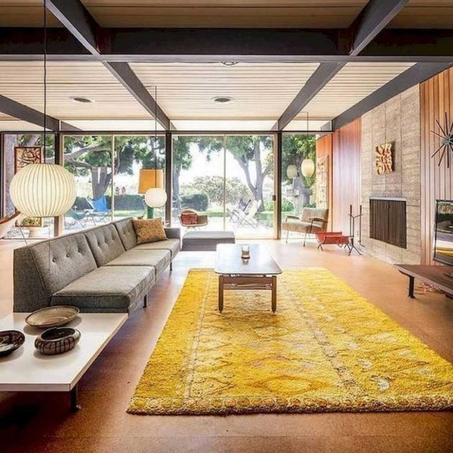Cool-Mid-Century-Living-Room