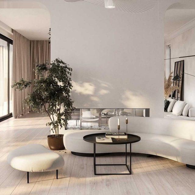 minimal living room 2