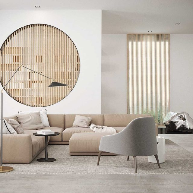 minimal living room 3